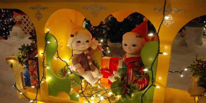 Holiday Memories: Prange's Christmas Window